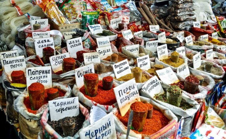 Spices in