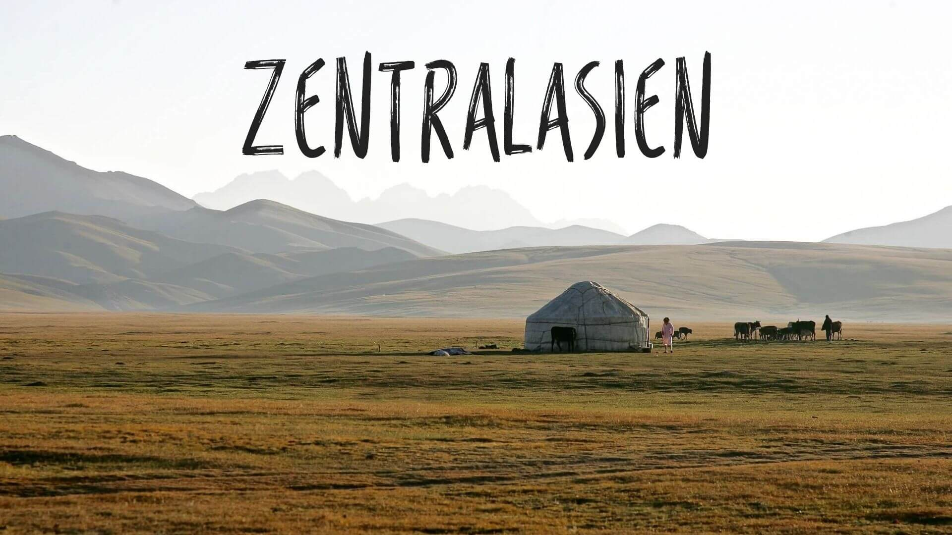 Was ist Zentralasien