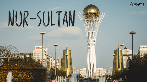 Nur - Sultan top places to visit