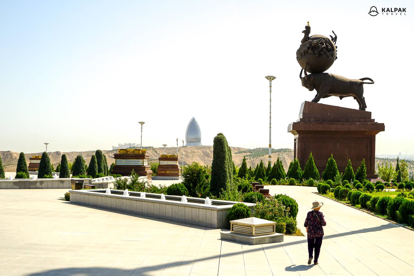Ashgabat memorial