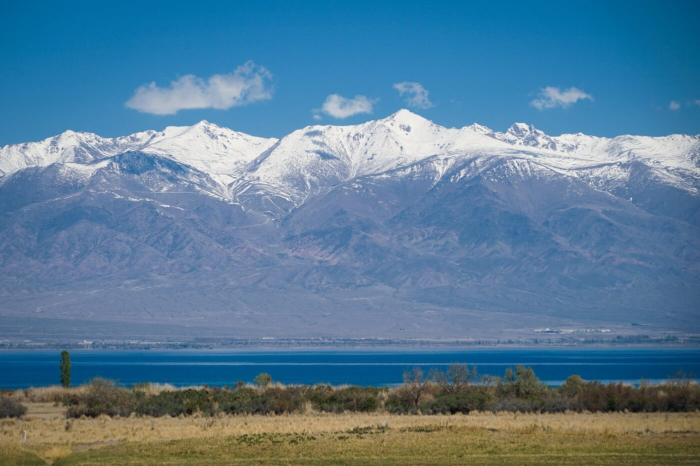 Issyk Kul eastern side