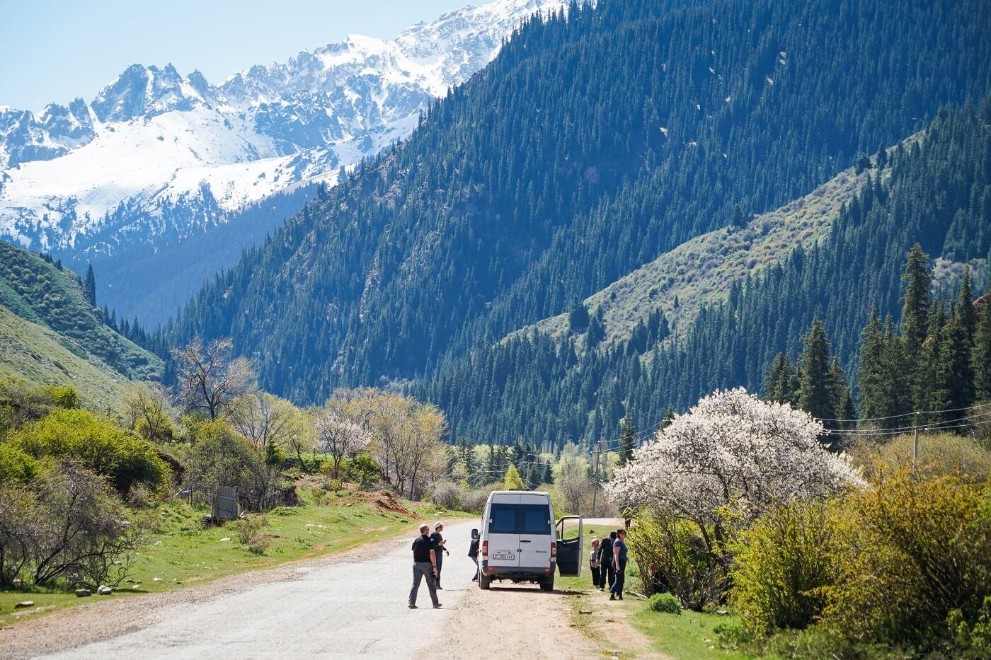 Karakol region
